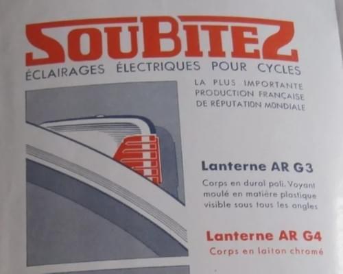 "Lanterne AR G3 SOUBITEZ ""occasion"" (N°24)"