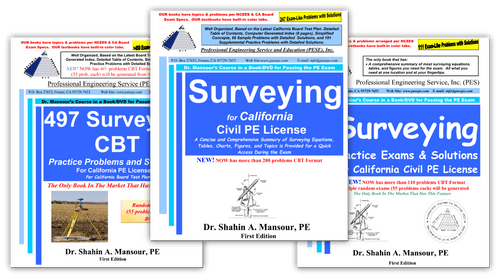 Surveying Book Combo #2