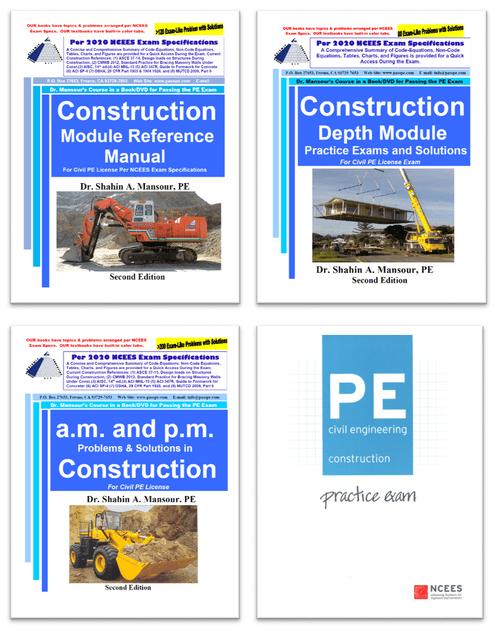 Construction PM Module of PE Civil Review