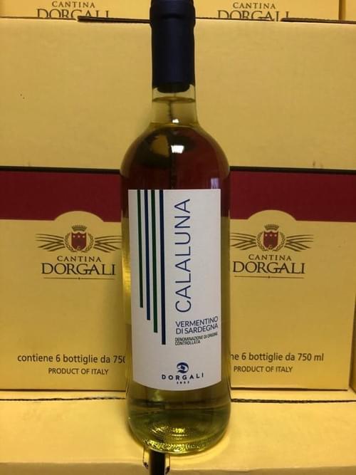 Vin Blanc CalaLuna