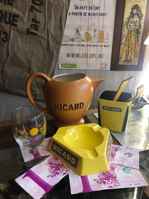Ensemble Ricard