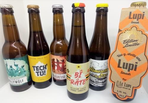 Bière Bî Râte Carnaval!