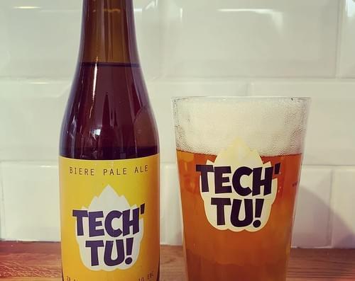 4 Tech'tu! + verre Tech'tu!
