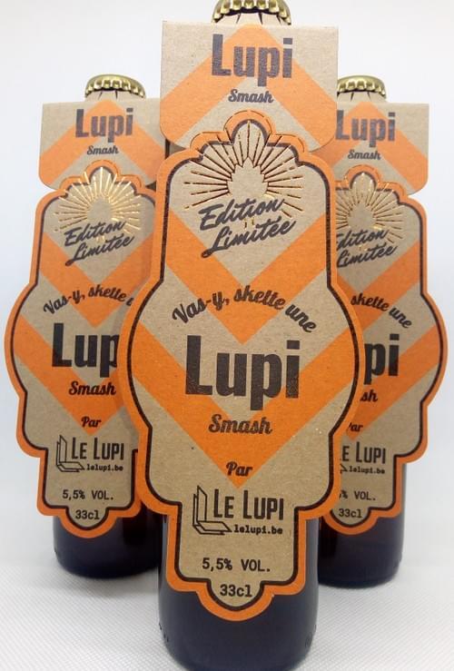 Bière Lupi Smash