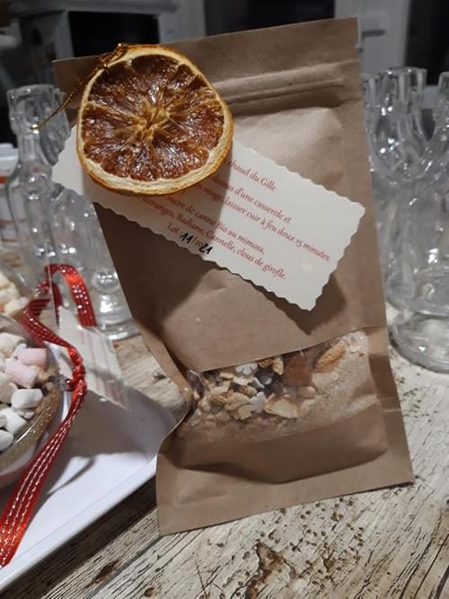 Thé de Noël du Gille