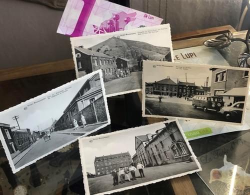 Cartes postales représentant Bracquegnies