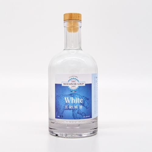 Rhum Blanc Moulin du Loup