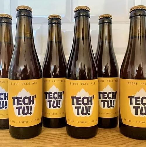 Bière Tech'tu!