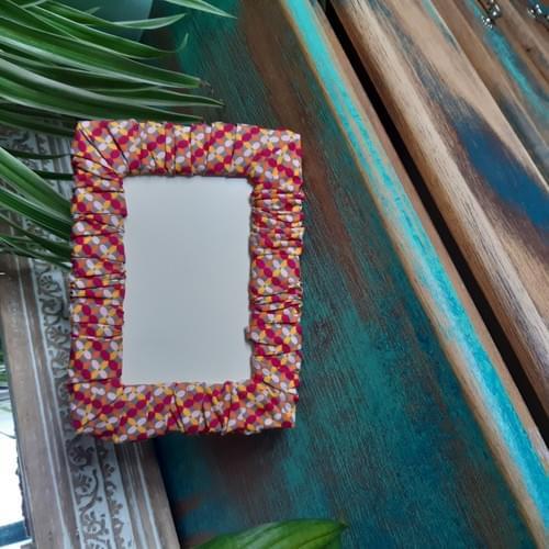 Cadre en tissu
