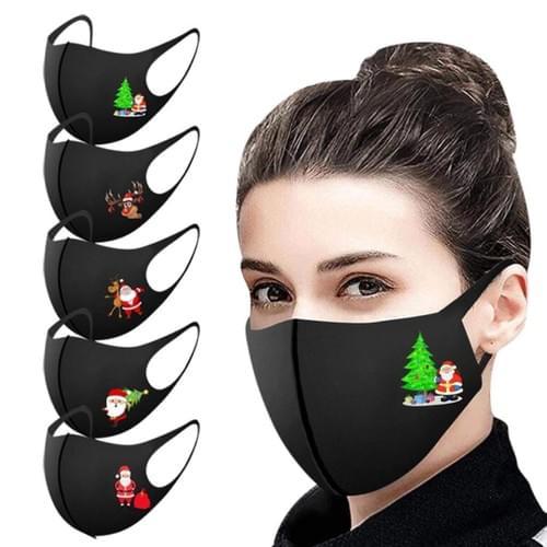Limitált karácsonyi mintás maszk | CSAK MOST, NE MARADJ LE RÓLA!!!