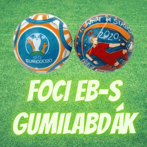 UEFA Euro 2020 gumilabda - 2 db