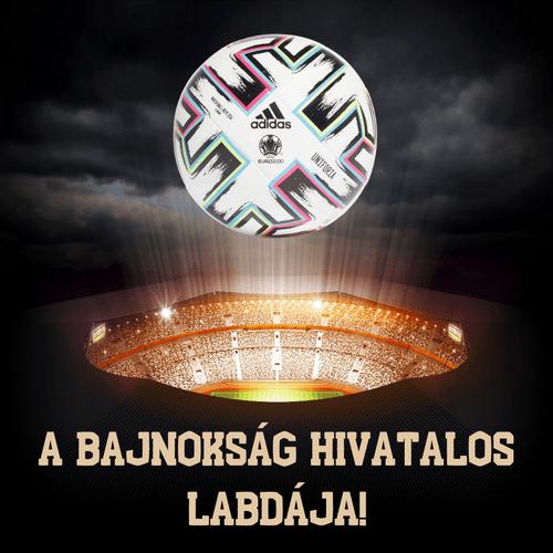 EURO 2020 FUTBALL-LABDA