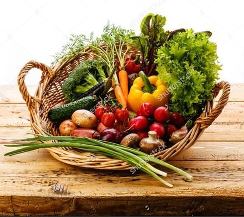 仨應益生菌有機蔬果籃 - 收割24小時內農場直送上門