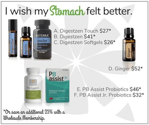 I wish my Stomach felt better.