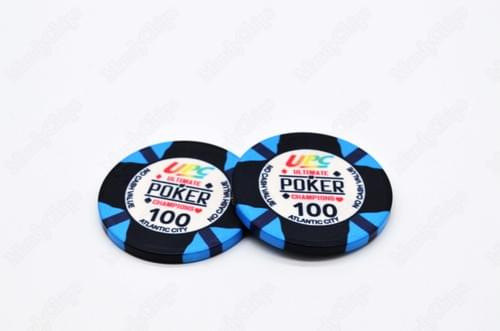 500 UPC ceramic poker chips free shipping