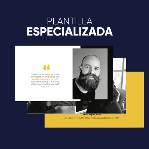 Plantilla especializada
