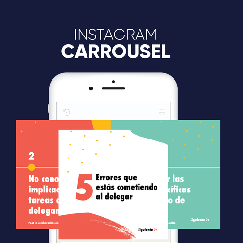 Post Carrousel