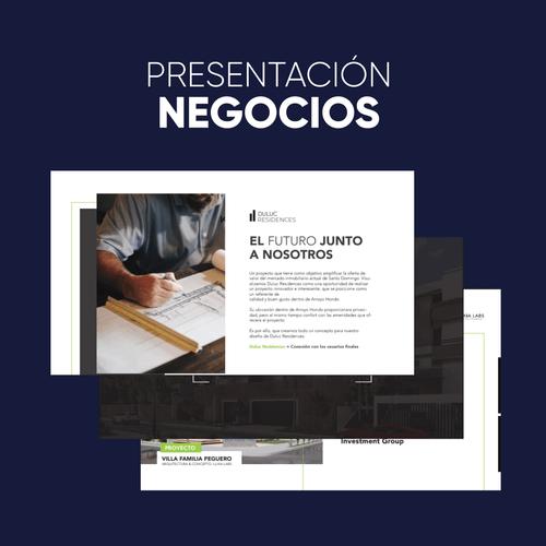 Presentación para Negocios