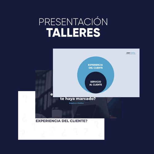 Presentación para Talleres