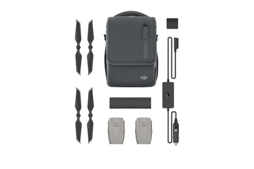 Mavic 2 Part1 Fly More Kit