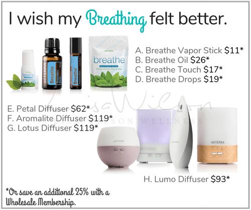 I wish my Breathing felt better.