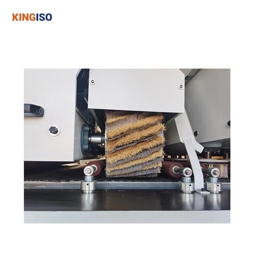 Woodworking polishing machine drum sander