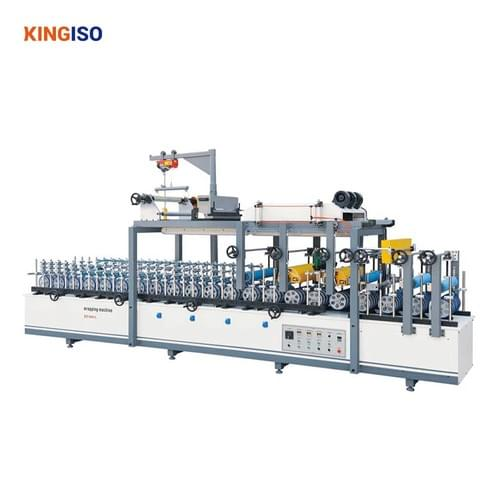 Newest BF600A aluminum profile wrapping machine for furniture