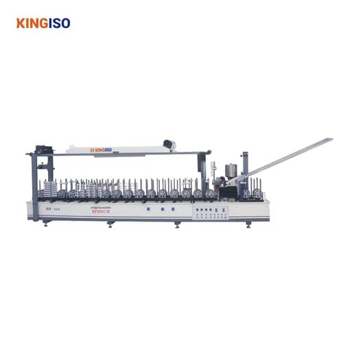 Profile Wrapping Machine BF300C-II (Combined Type)pvc foil for profile
