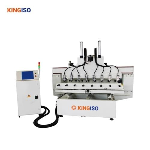 KI1325-4S 4 Axis High speed cnc wood engraving machine for selling