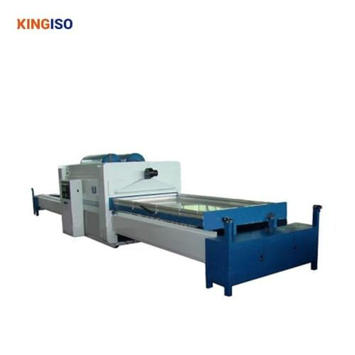 Vacuum Hot Membrane Hydraulic Press Machine WVP2480D