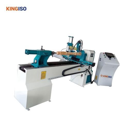 CNC Woodworking Lathe KI1530W
