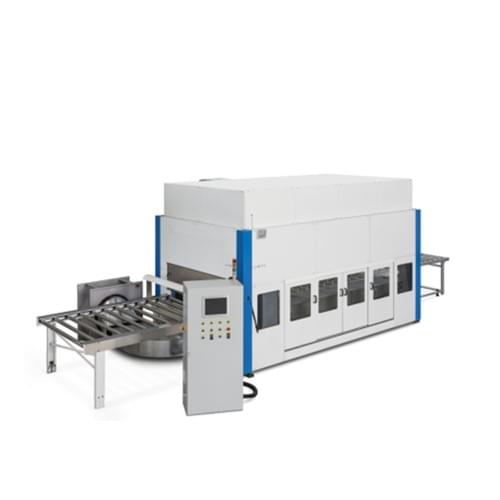 SPM1500 CNC Automatic spraying machine