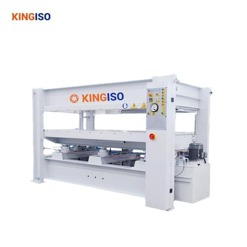 AY214×8/10(1)HRC-B1 100Ton single layer hot press machine