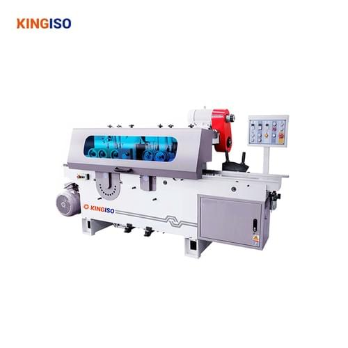 KI9430 Double-side plane with multiple ripsaw machine