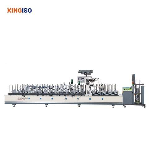 PUR System BF650B-PUR Glue Profile Wrapping Machine for MDF