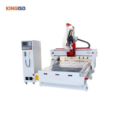 KI1325S-ATC Linear 8 China KINGISO Brand Wood CNC Router Machine