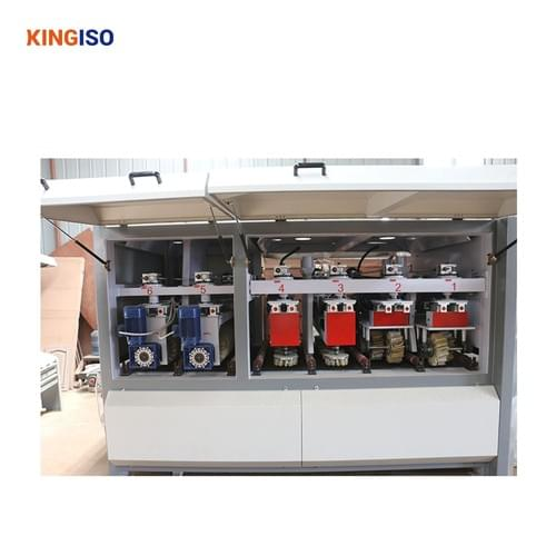 KIS13002Z-2O-2R Heavy duty six heads polishing machine for furniture