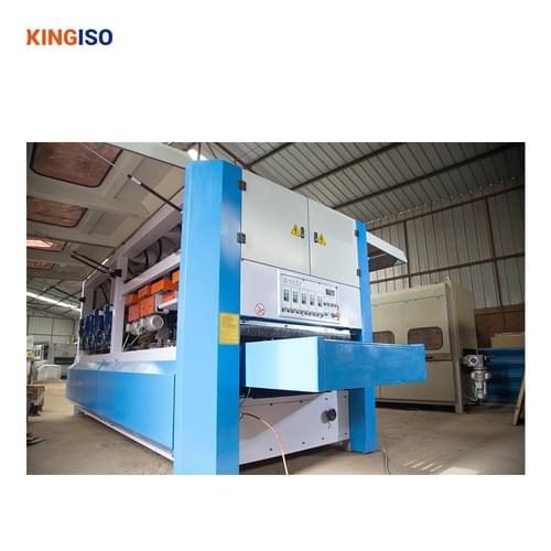KIS13002Z-2O-4R Heavy duty woodworking polishing machine for door