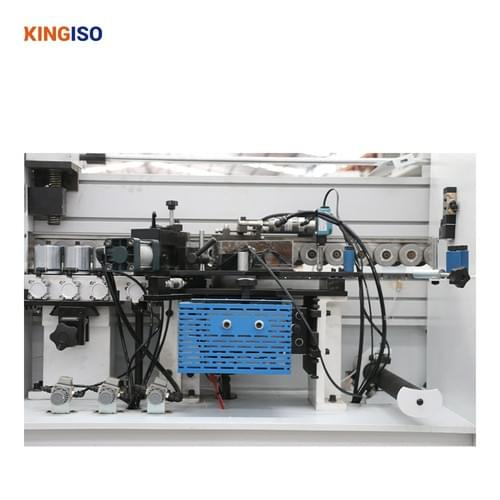 MFZ609 Auto Edge Banding Machine with Cornor Rounding and Pre-milling