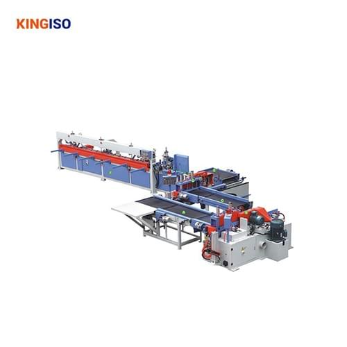 MHB1560X600Ⅱ Semi-Auto Finger Joint Production LIne