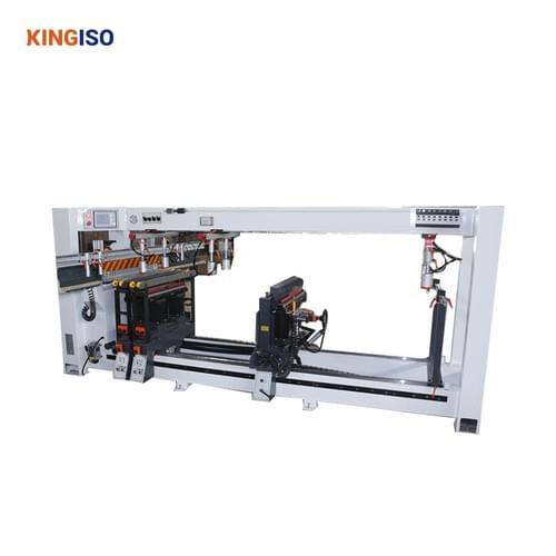 four line multi wood boring machine