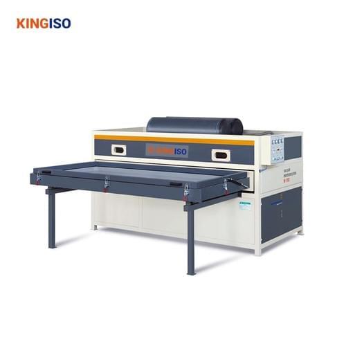Woodworking Machinery WVP2300C Automatic Membrane Vacuum Press Machine