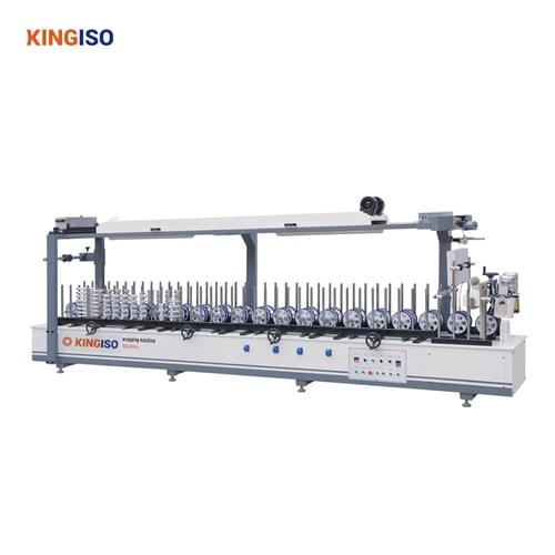China BF450A Profile Wrapping Machine with Scraping Coating Type