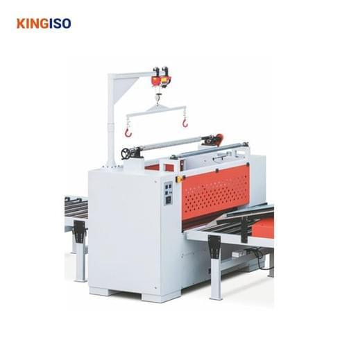 Automatic PUR Paper Sticking Film Making Machine