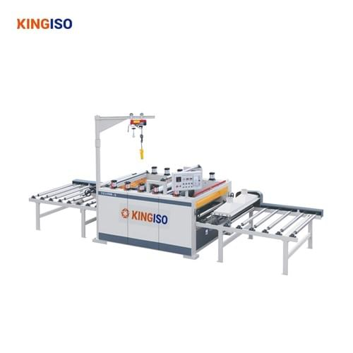 Automatic Paper Sticking Making Machine