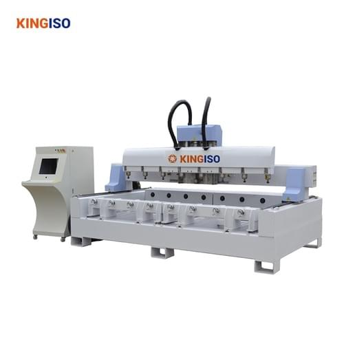 KI3012-8S China Hot sales cnc router for wood kitchen cabinet door