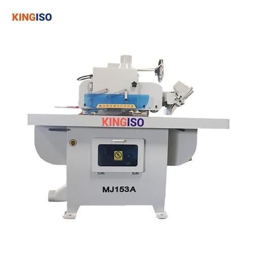 Woodworking Machine MJ153A Single Rip Saw for Solid Wood
