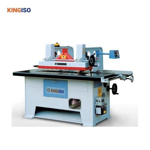 Single Rip Saw with Bottom Blade for Wood Cutting Machinery