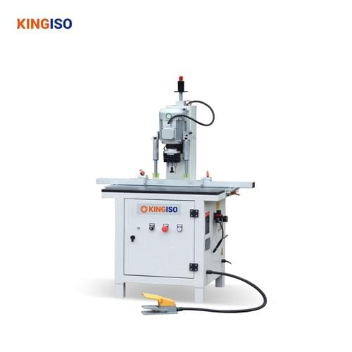 single head hinge drilling machine