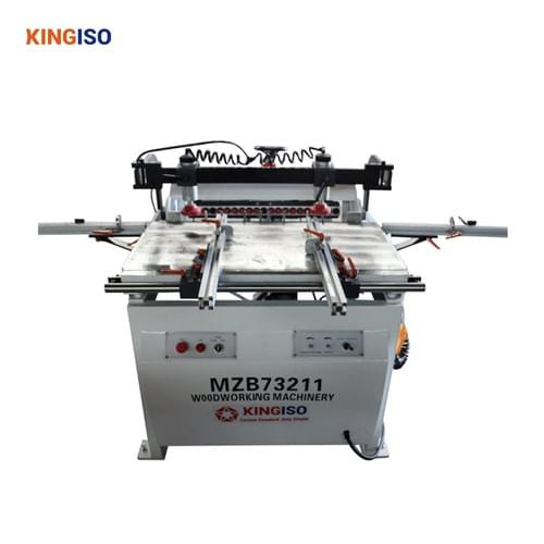 Single wood drilling machine
